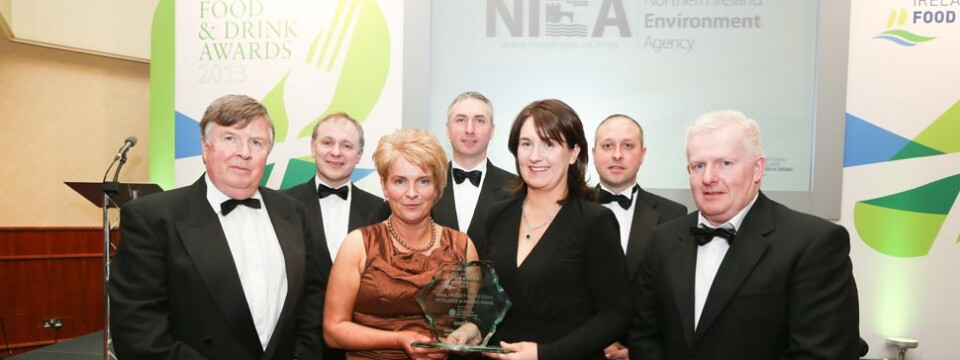 Northway Mushrooms award recognises Supply Chain Excellence