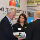 Northway Mushrooms exhibit at All Ireland Conference